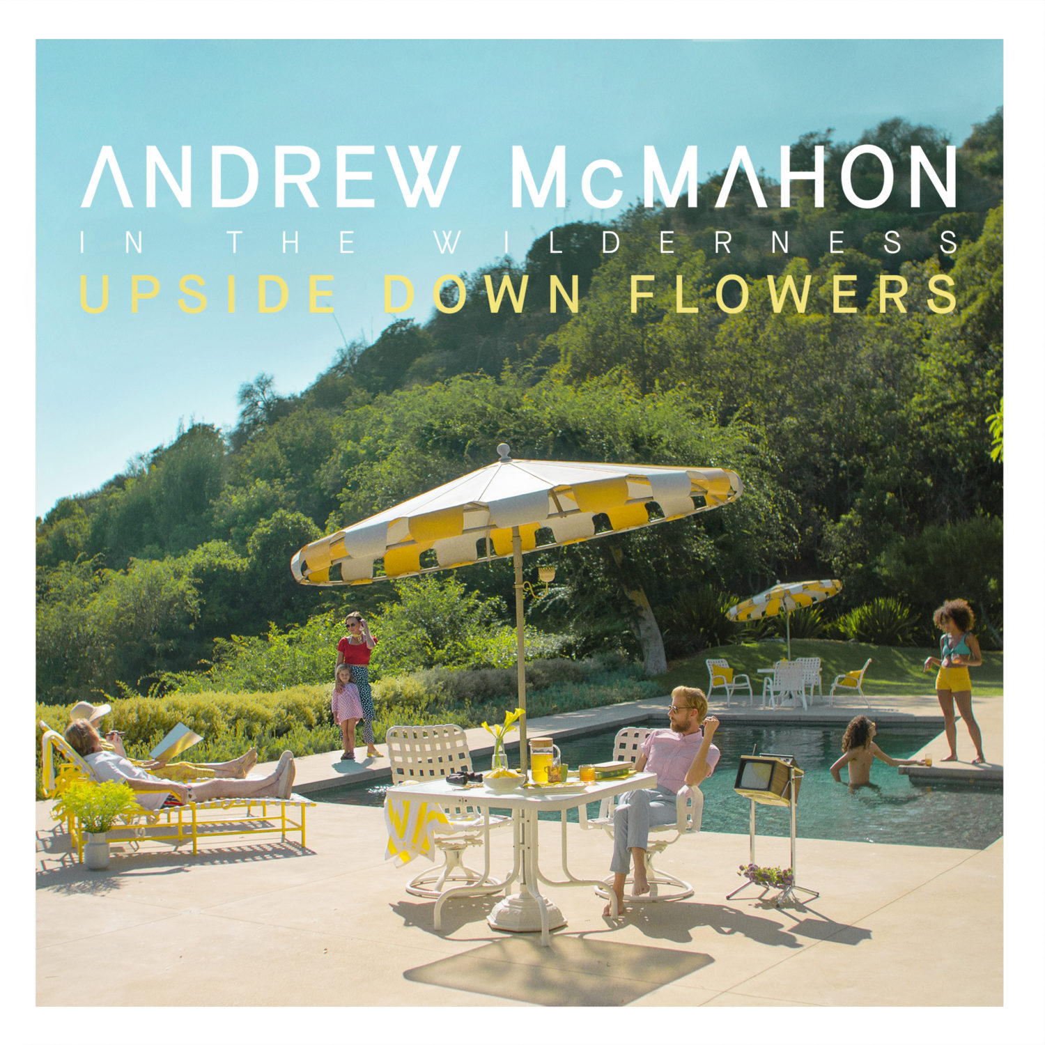 UPSIDE DOWN FLOWERS (NOV 16) Andrew McMahon In The Wilderness